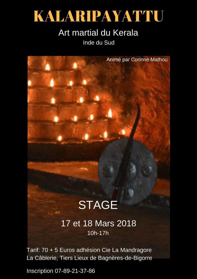 Stages à venir par Corinne Mathou à la Câblerie du Tiers Lieux de Bagnères-de-Bigorre