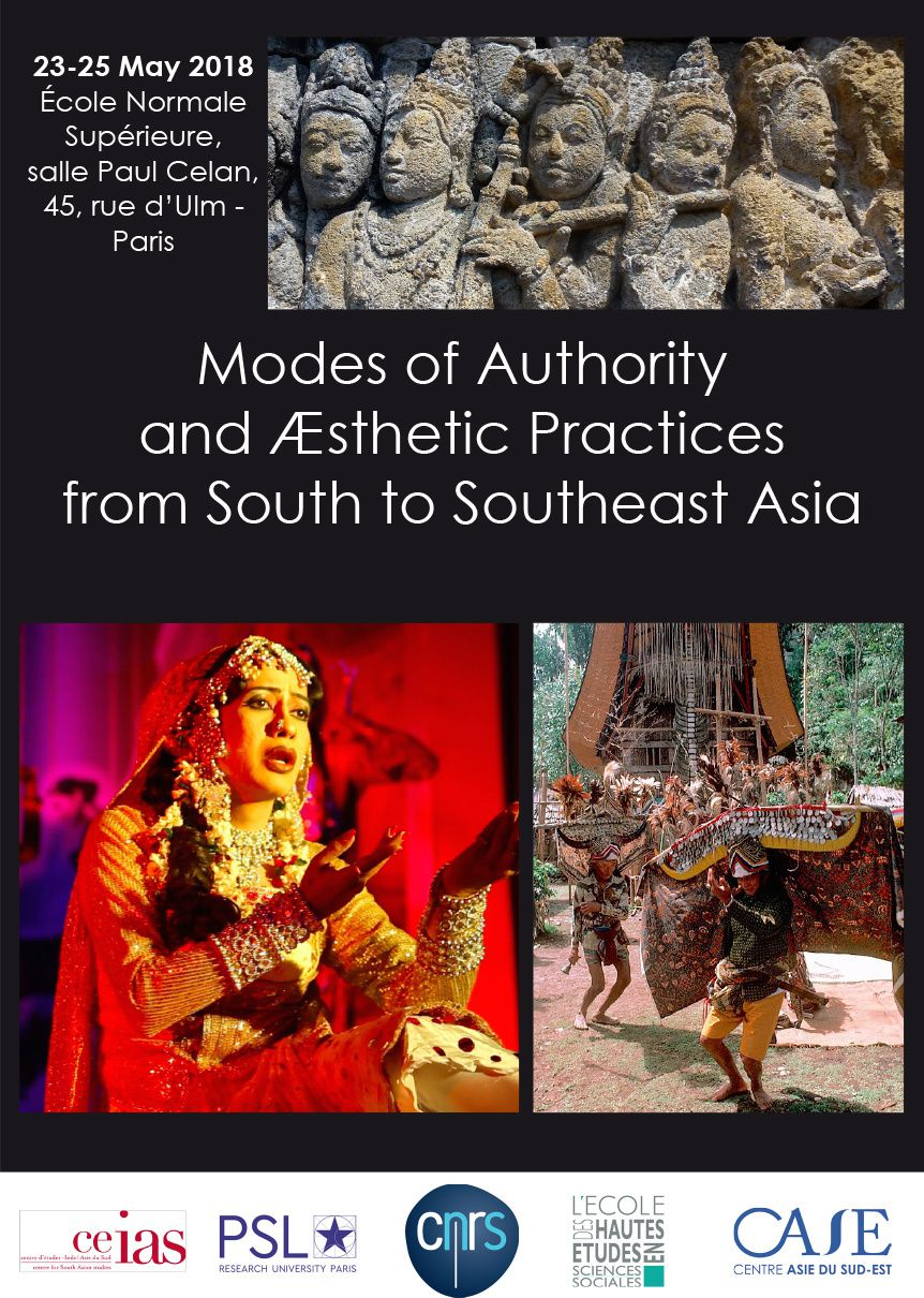 Modes of Authorityand Æsthetic Practices from South to Southeast Asia