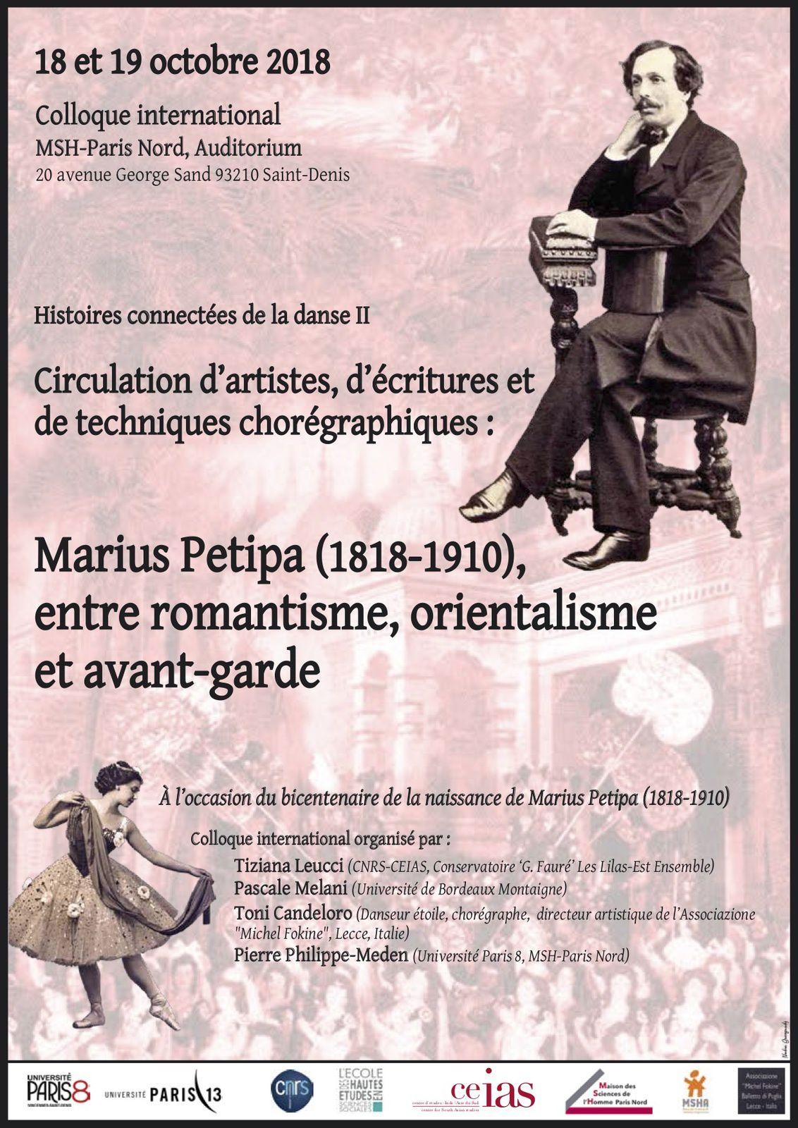 Marius Petipa (1818-1910), entre romantisme, orientalisme et avant-garde