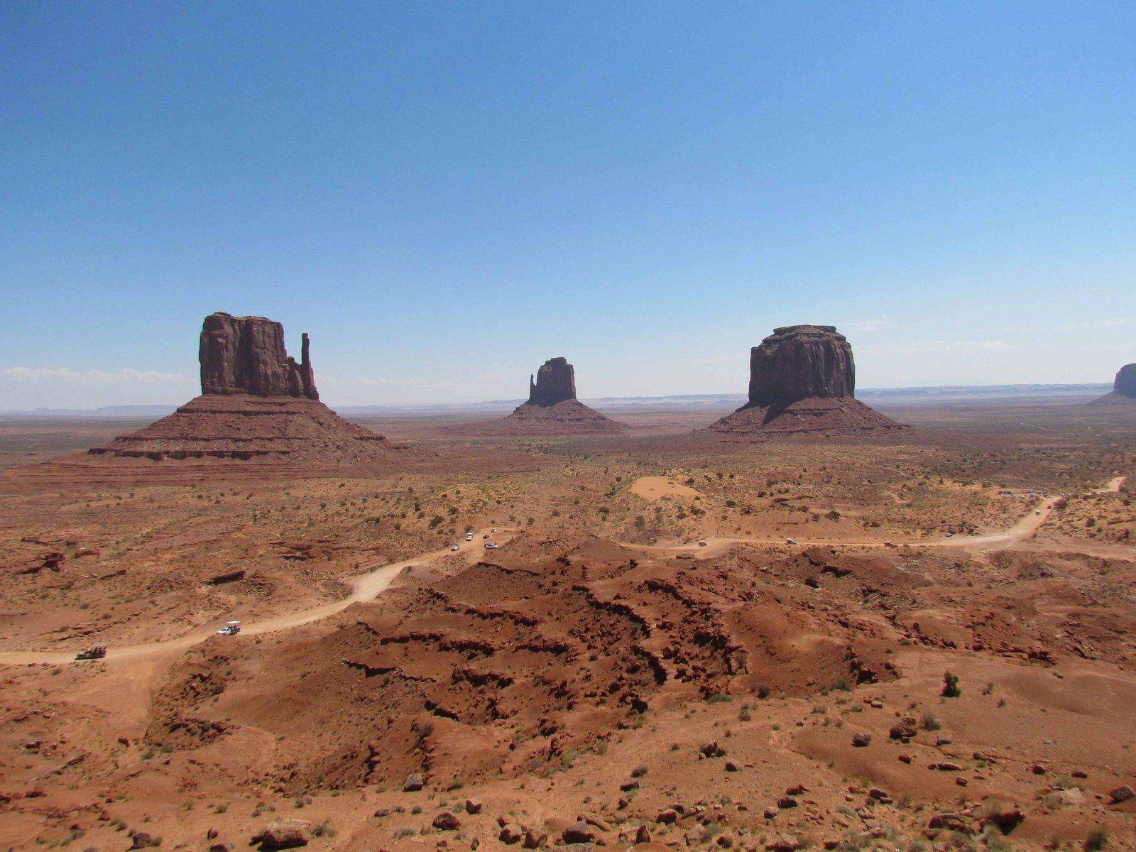 MONUMENT VALLEY, NAVAJO TRIBAL PARK