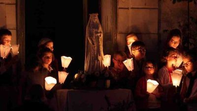 Prière à la Vierge Marie pour le 15 août 2014
