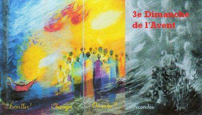 Annonces des messes du 5 au 11 décembre