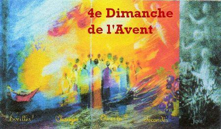 Annonces des messes du 13 au 18 décembre
