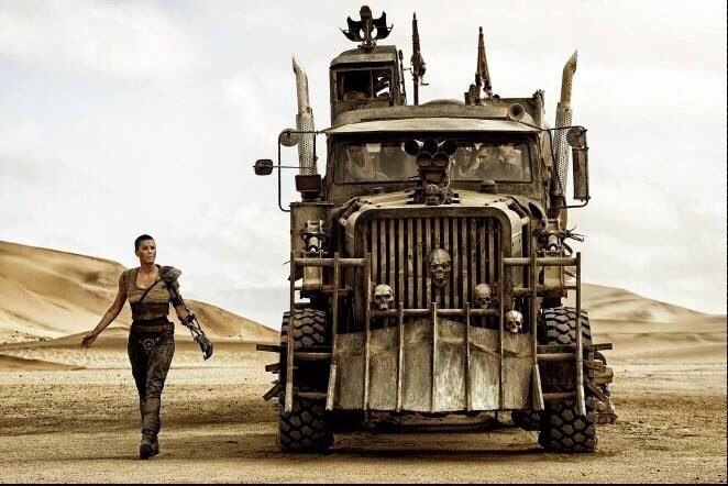 MAD MAX : fury road | Critique en mode V8