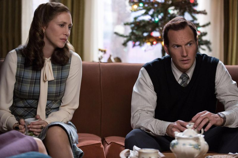 CONJURING 2 : le cas Endfield | Critique possédée