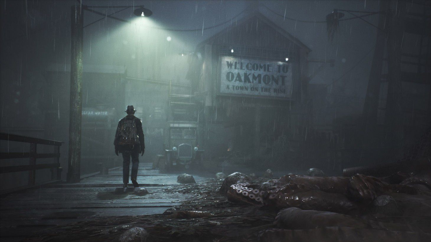 THE SINKING CITY | Bande-annonce