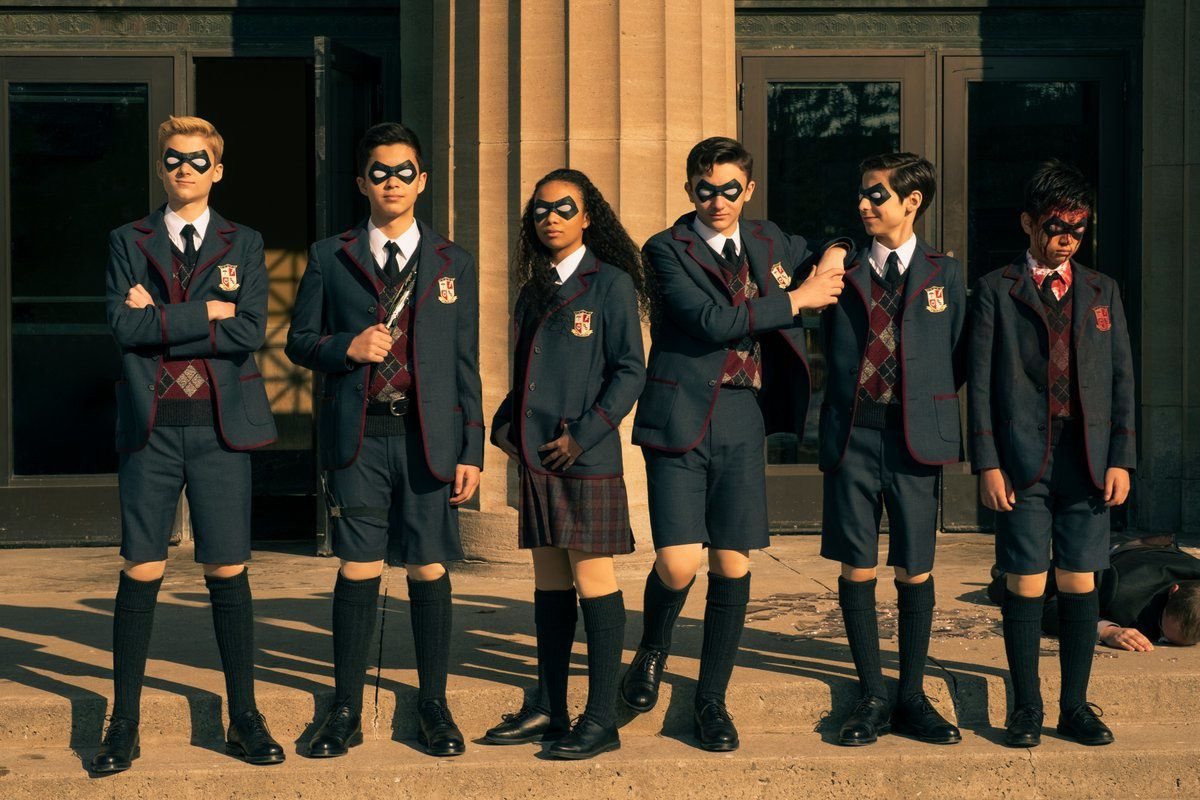 UMBRELLA ACADEMY | Critique
