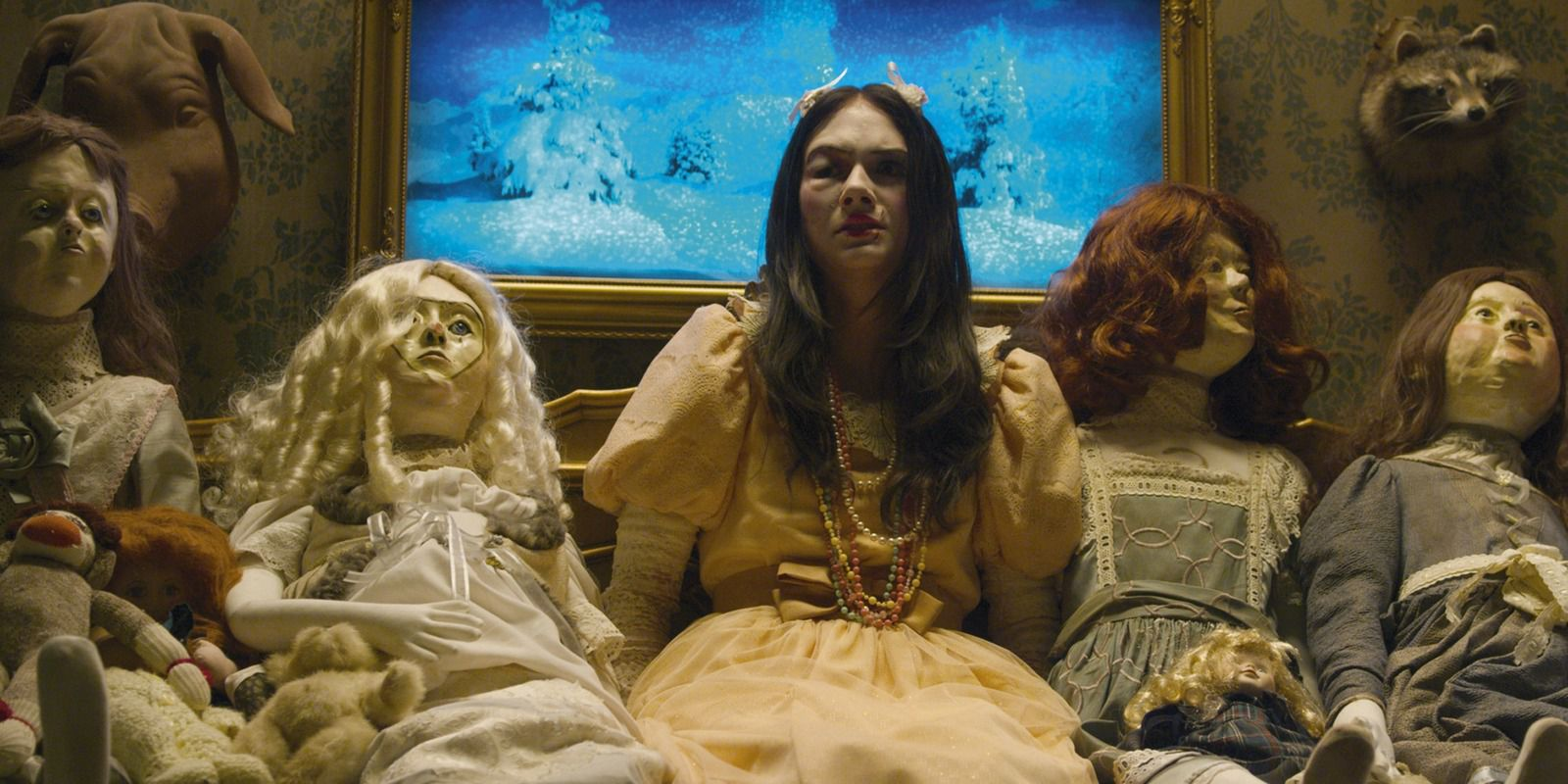 GHOSTLAND | Critique résiliente