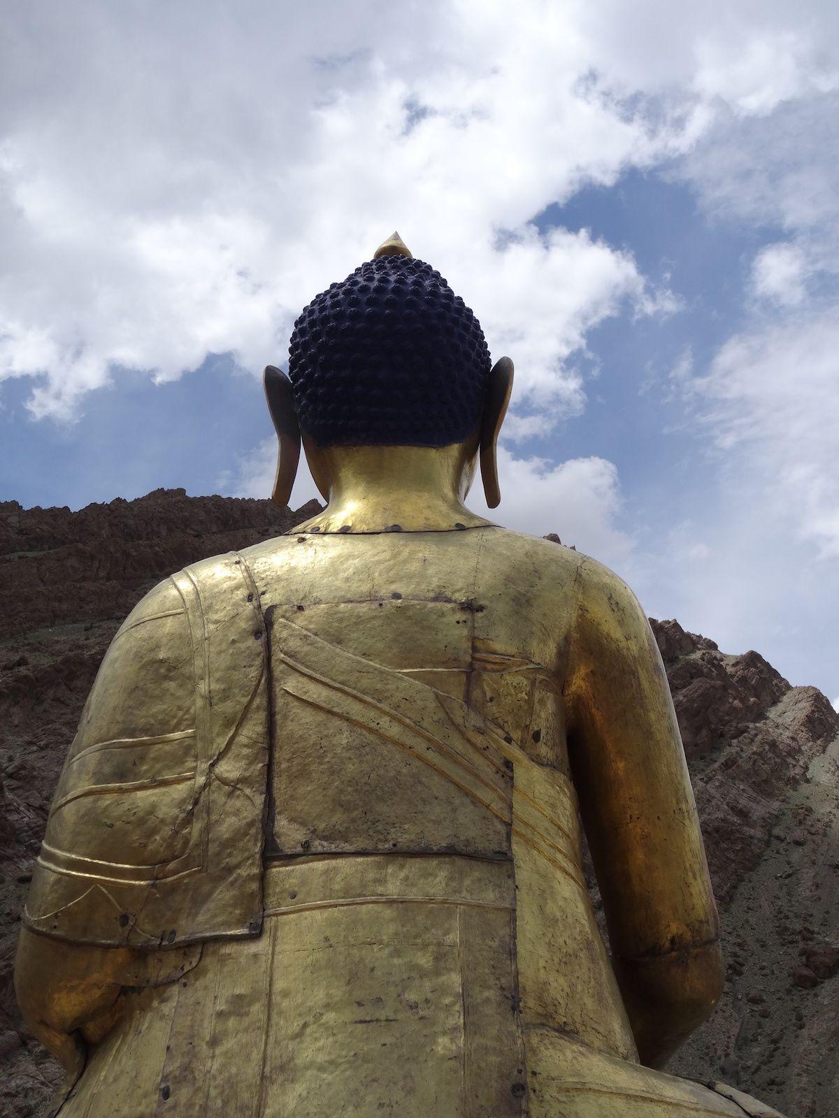 Ladakh - 4 : Phyang - Hemis