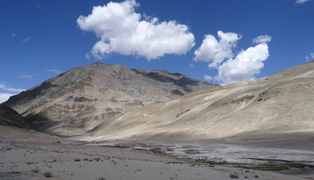 Ladakh - 9 : Leh - Tso Moriri - Tso Kar