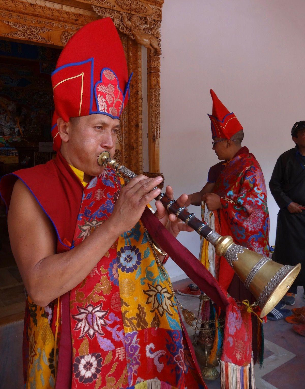 Ladakh - 10 : Choglamsar - Thaktog