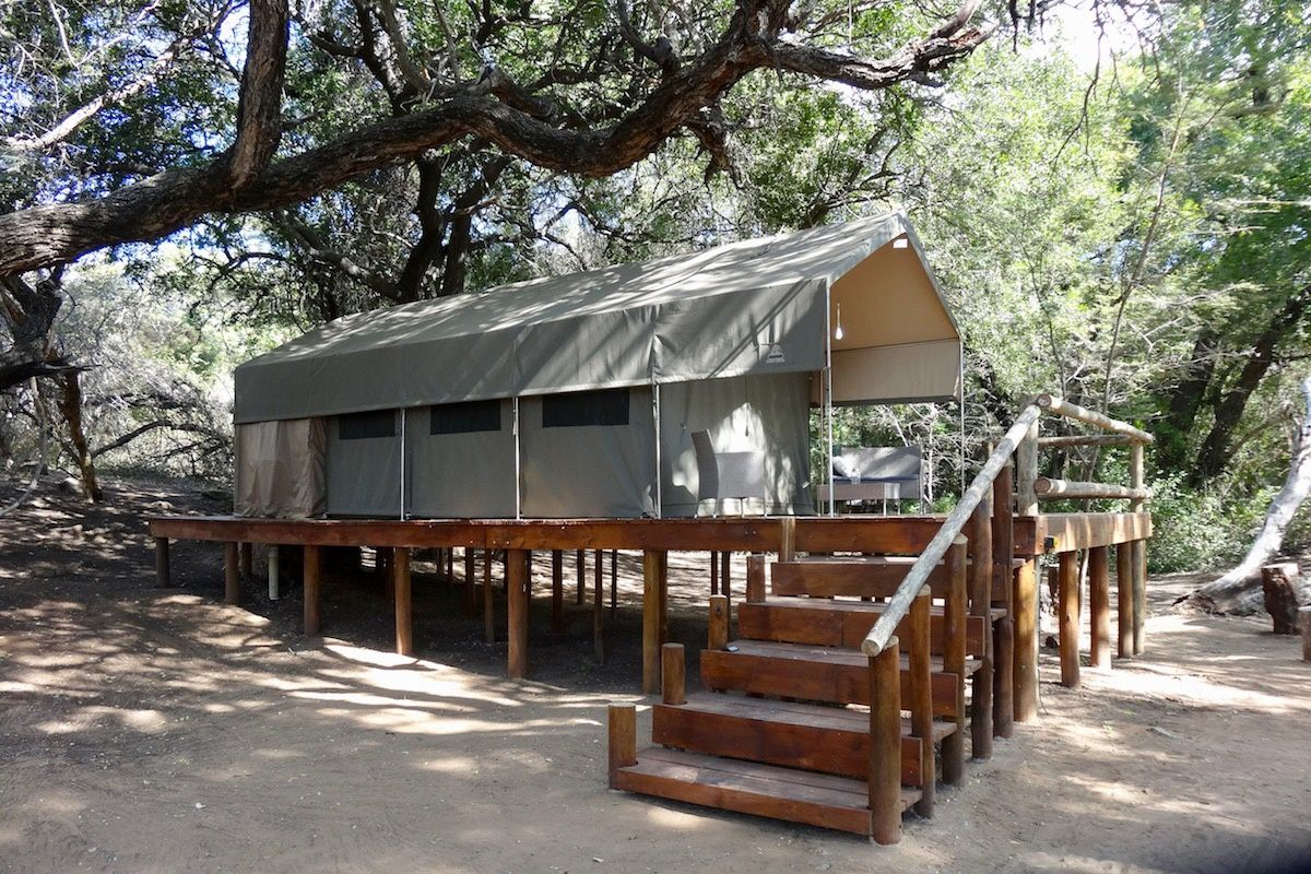 Southern Sand Eco Lodge
