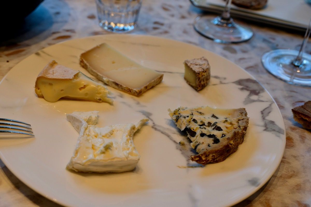 """""""Bons fromages, beau voyage"""""""