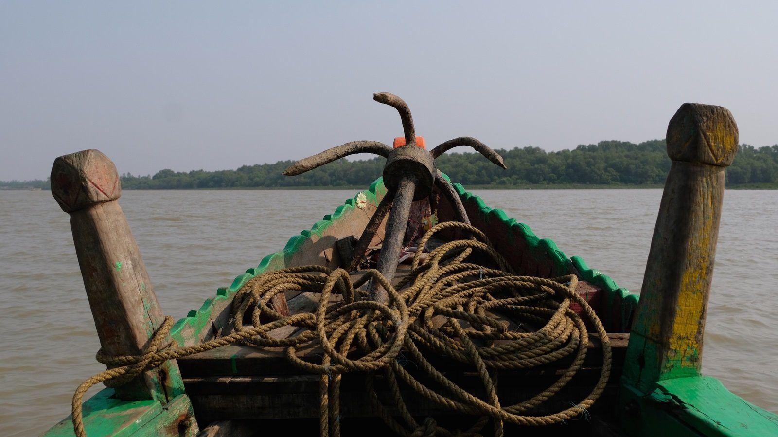 Odisha - 1 : Aul, Bhitarkanika