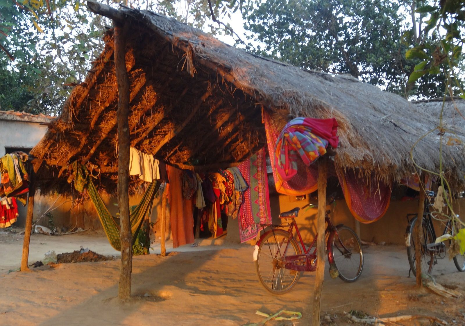 Village tribal