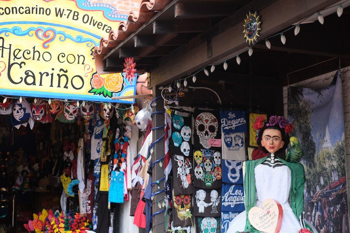 Marché mexicain