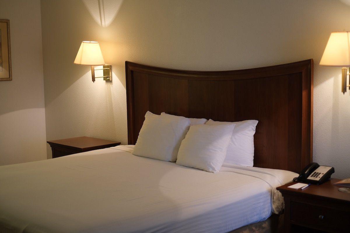 Notre chambre au Rio del Sol Inn