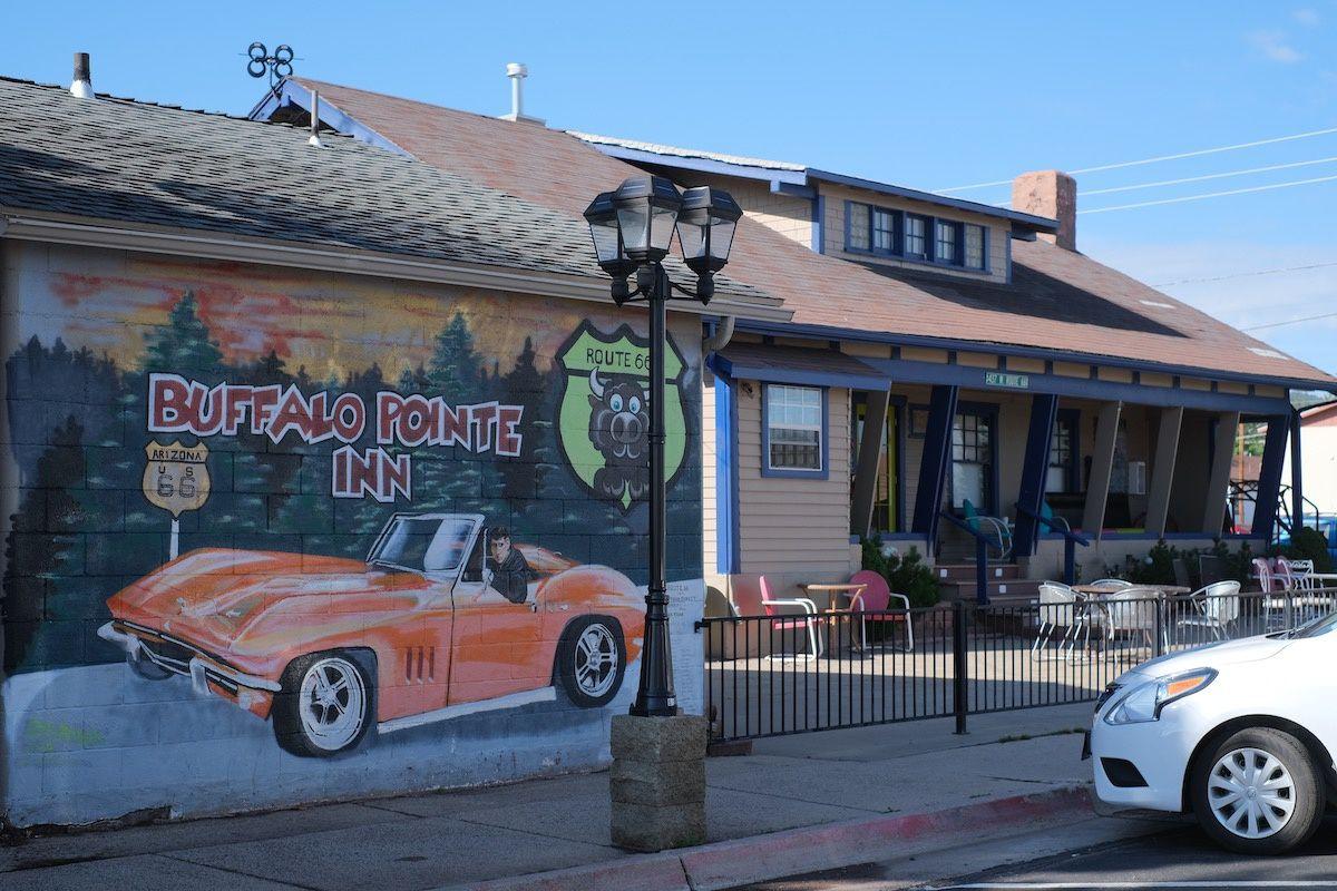 Notre hôtel, le Buffalo Pointe Inn