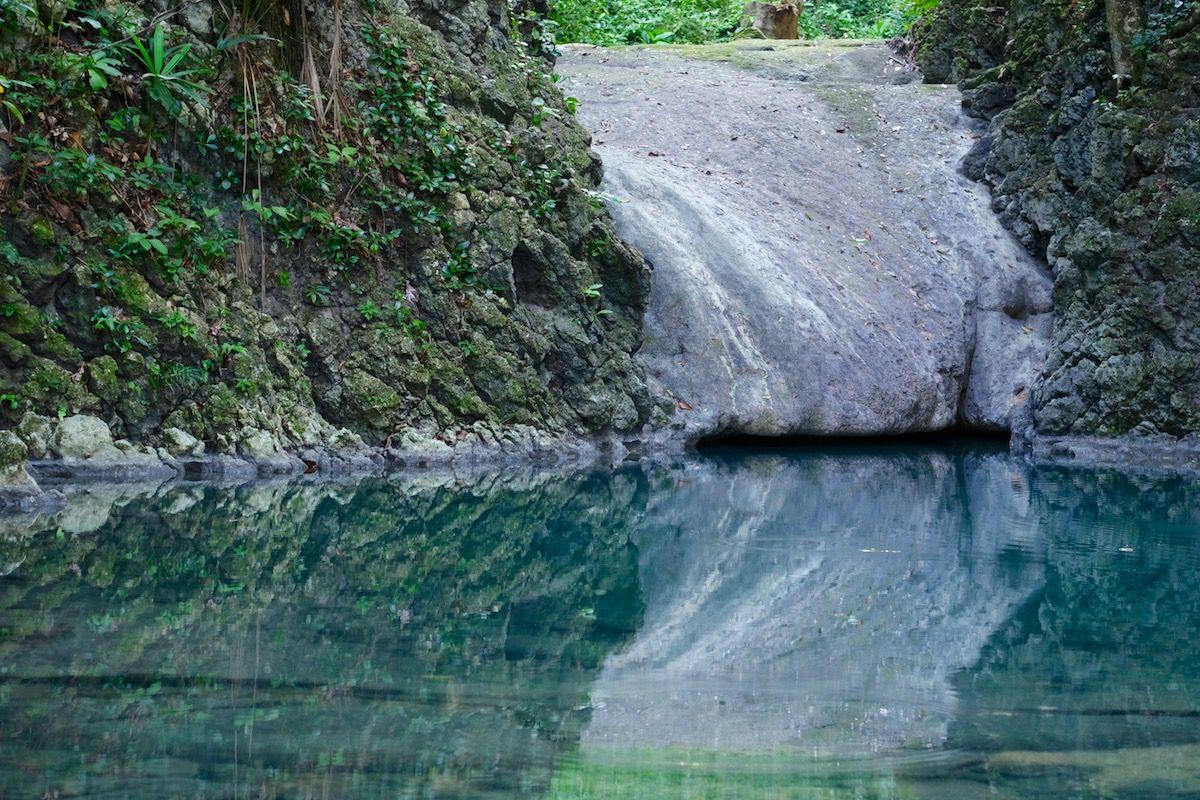 Bassin de Los Siete Altares