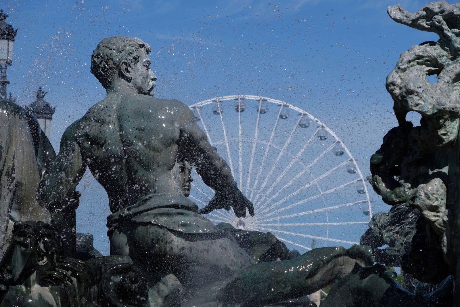 3 semaines en France – 2 : de Quimper à Léognan