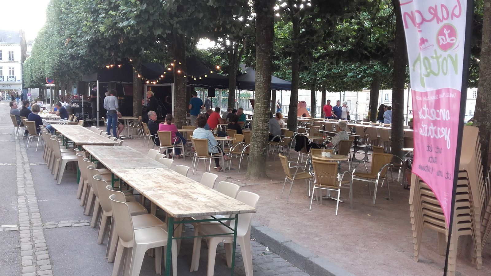 9 août - Jagas - Festival Garçon, la Note !