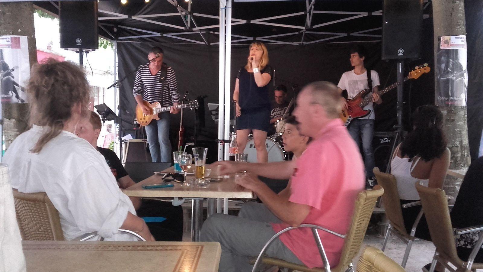 24 juin - Fanny William Blues Band