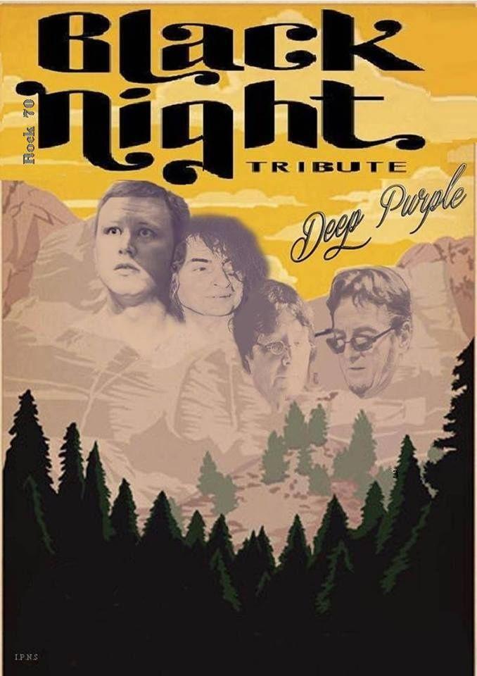Fes'Tilleuls 2019 - Black Night en concert