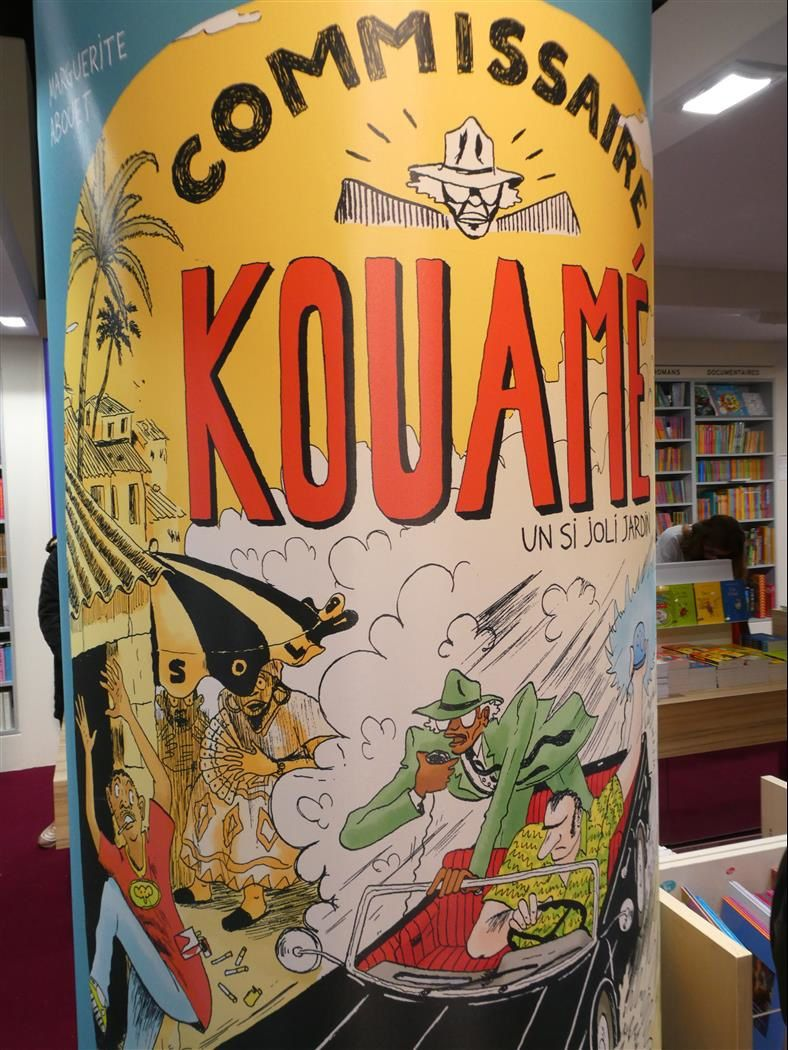 Quelques photos sur le vif au salon du livre jeunesse à Montreuil 01/12/2017...