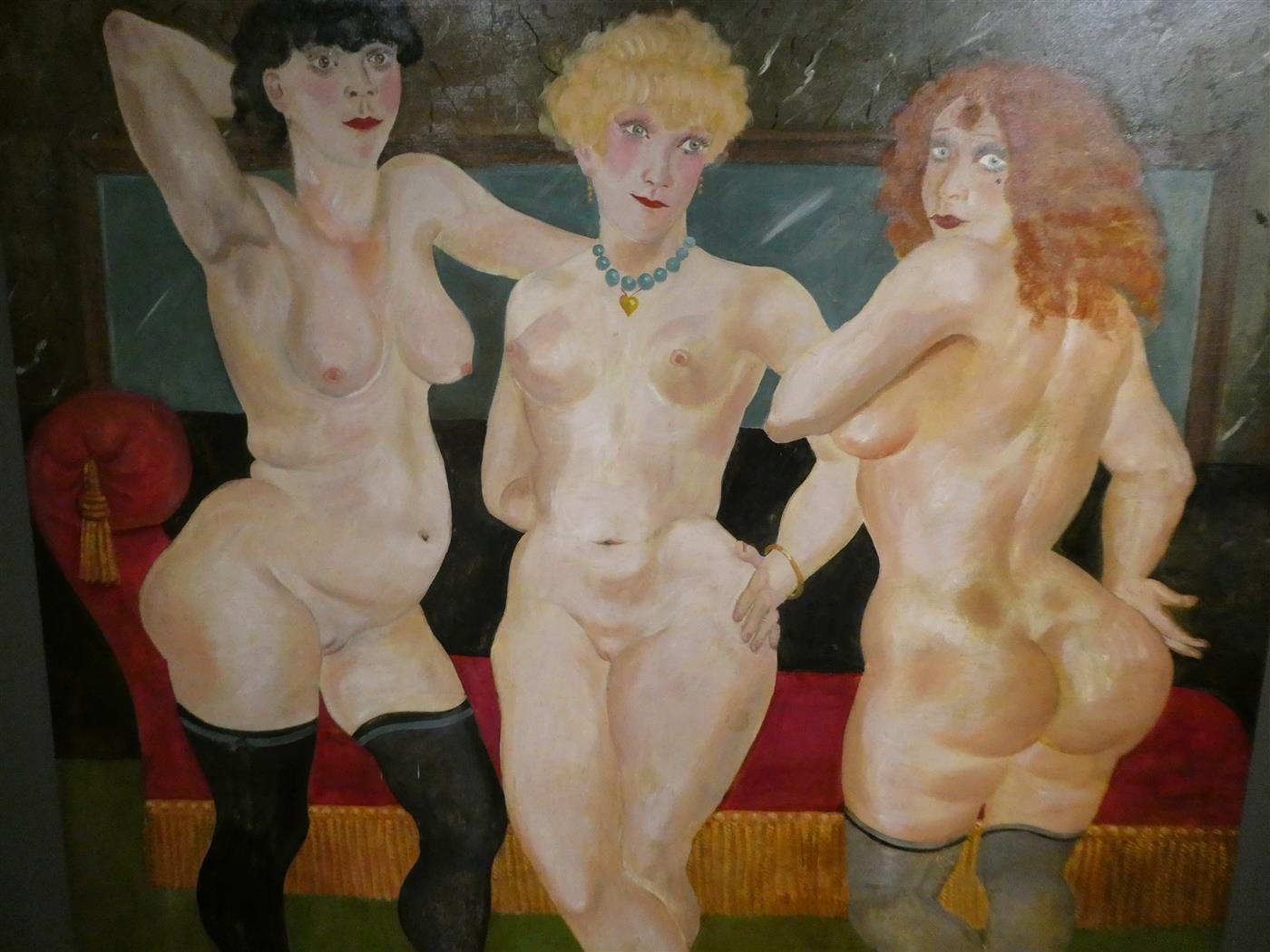 en ce moment au musée Maillol à Paris...
