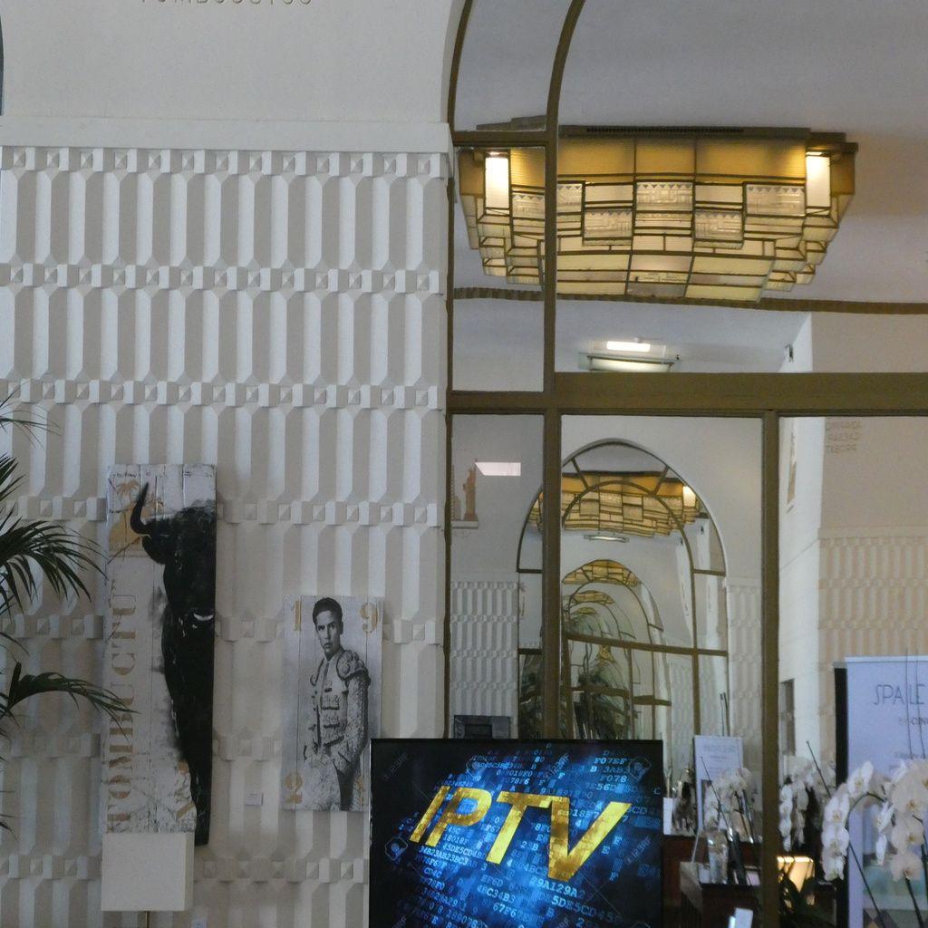 Magnifique Hotel Art Déco qui vient de rouvrir à DAX (Landes)...