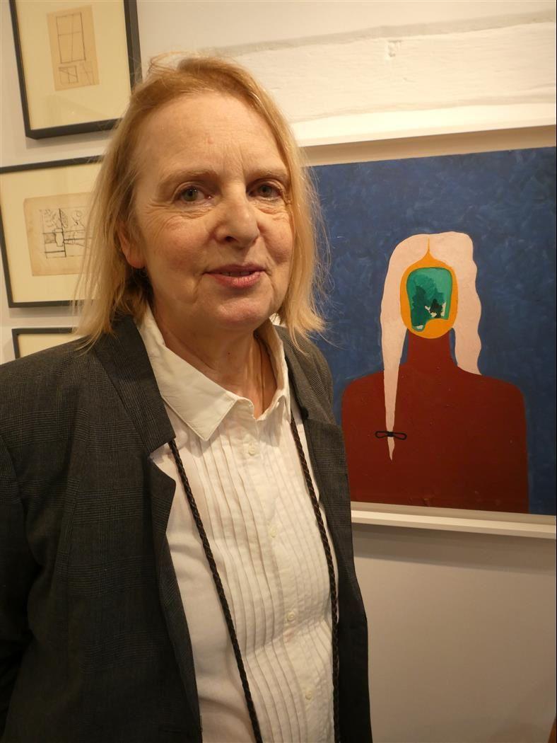 Nous voyons Elisabeth ,sa fille, sur le dernier cliché....à la Galerie CONVERGENCES 22 rue des Coutures St-Gervais 75003 Paris .s