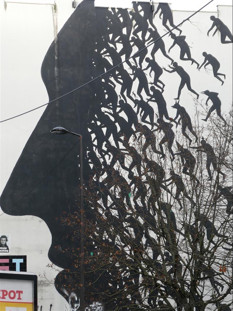 Street art du 13 ième.....