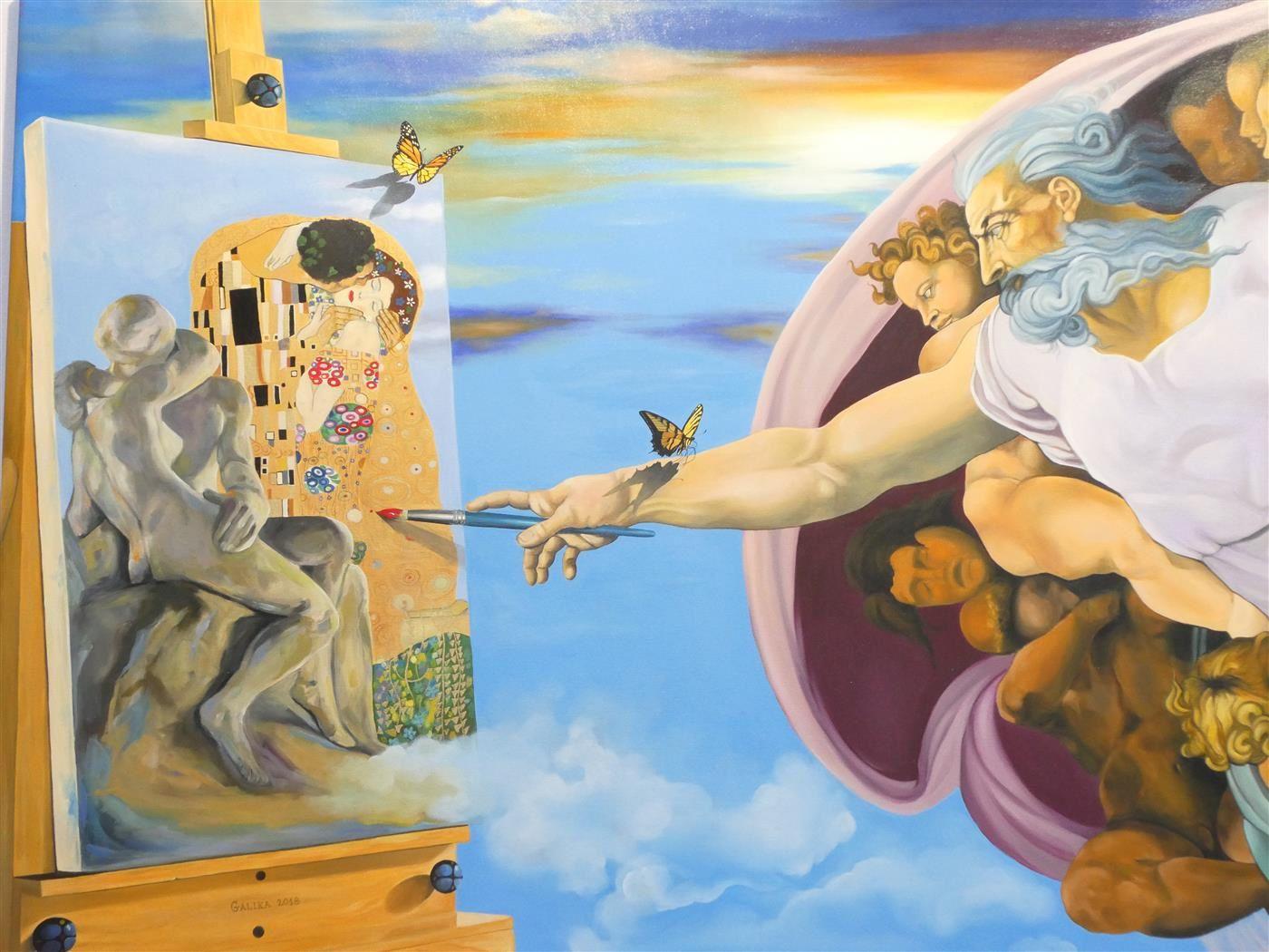 Art au Grand Palais...