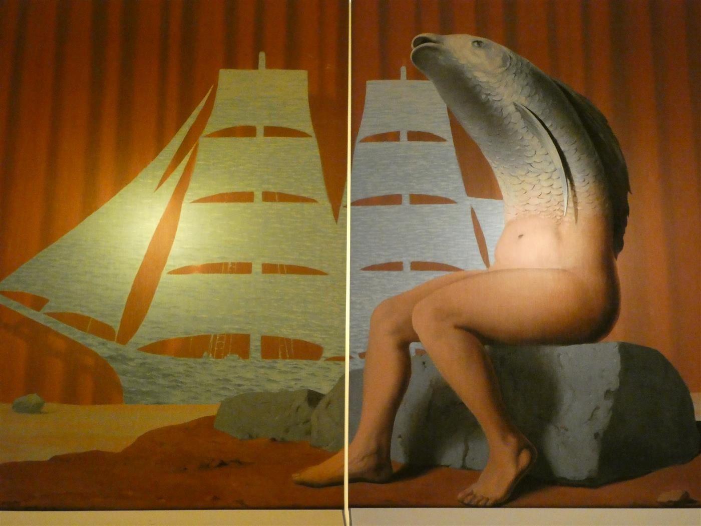 C'est en ce moment aux musées royaux des beaux arts / BRUXELLES