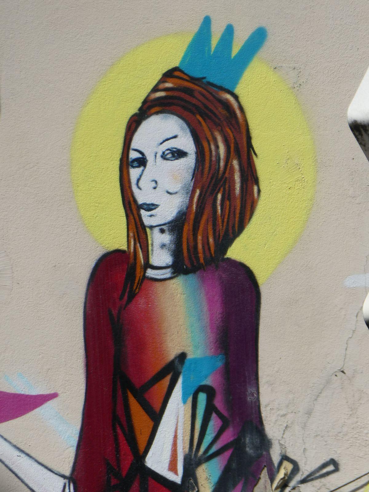 Street Art à Malakoff