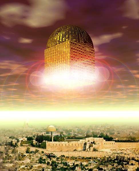 La Jérusalem céleste - LE BLOG DE ROSIE