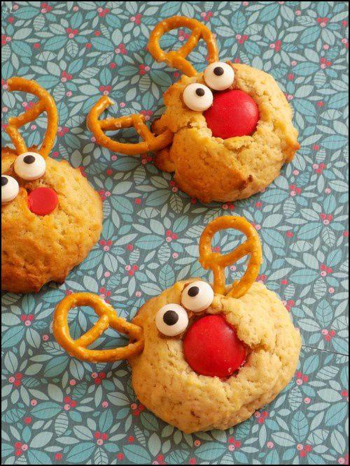 Cookies Rudolphe