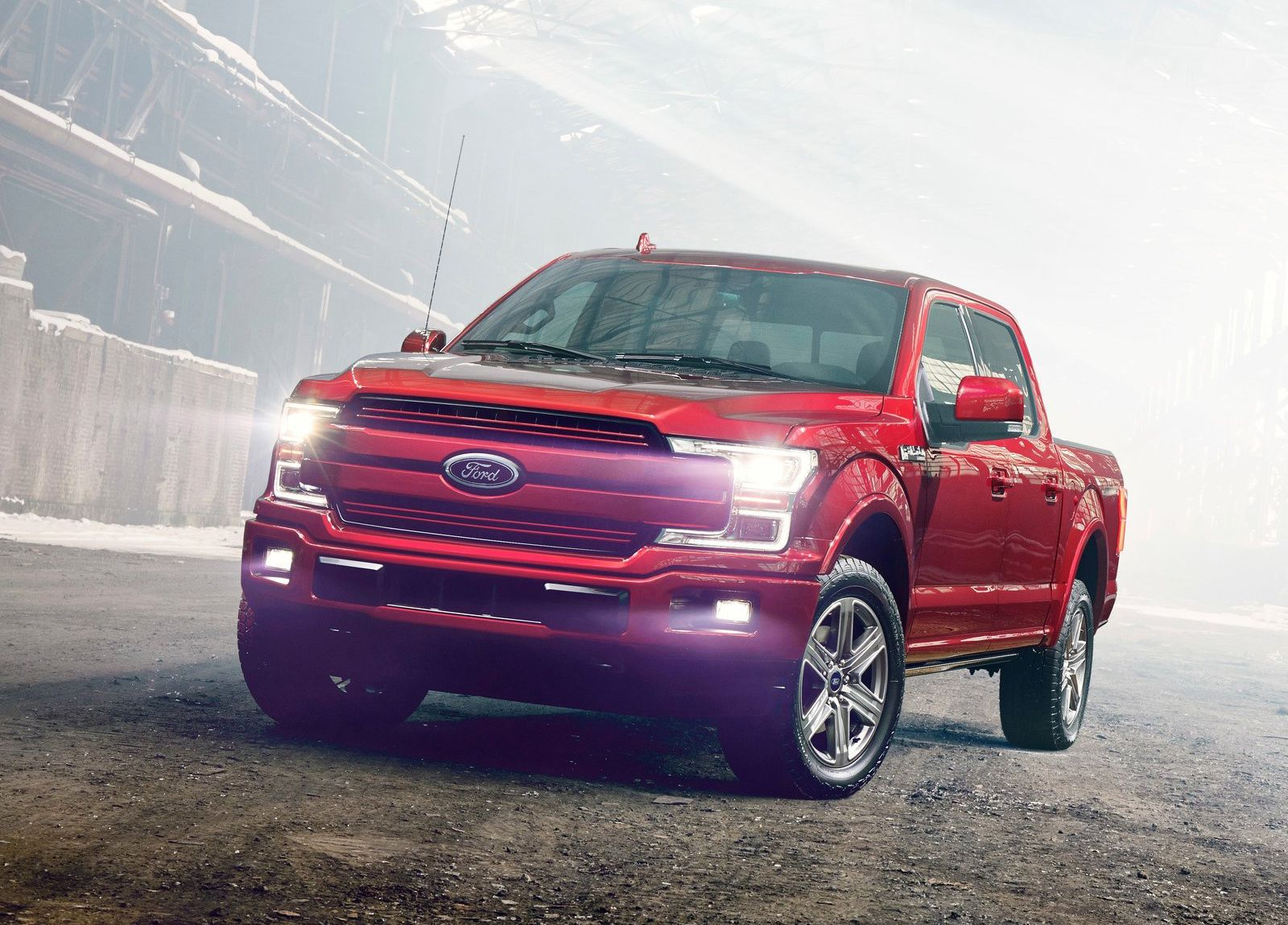 Ford F-150 - 2018 - Gallery