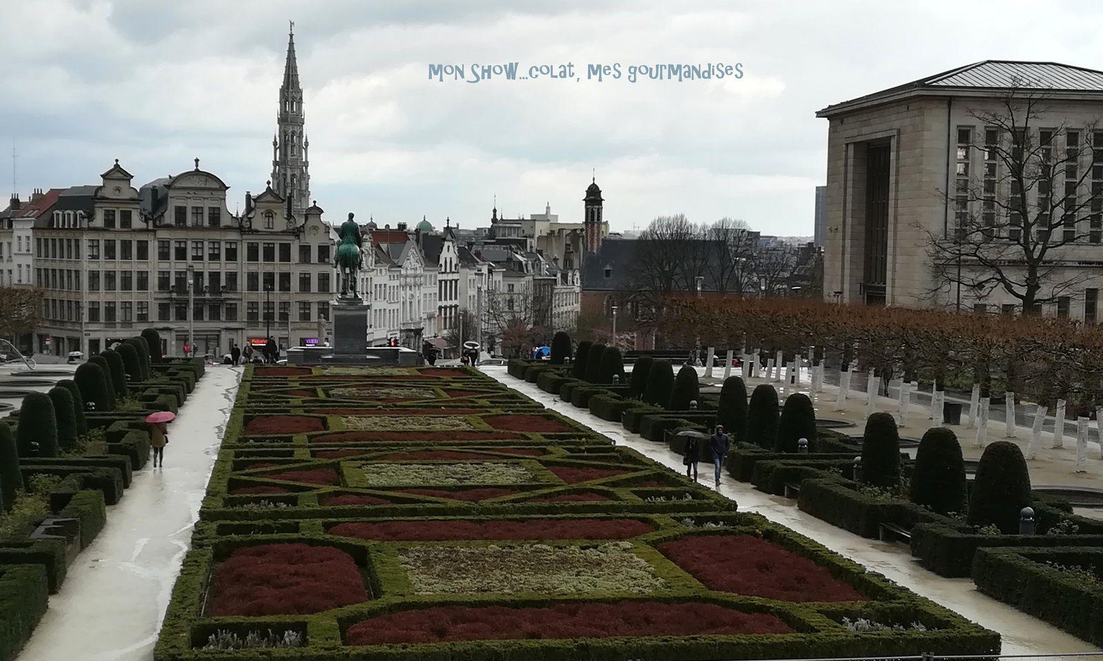 Bruxelles, Plage d'Ostende, Bruges