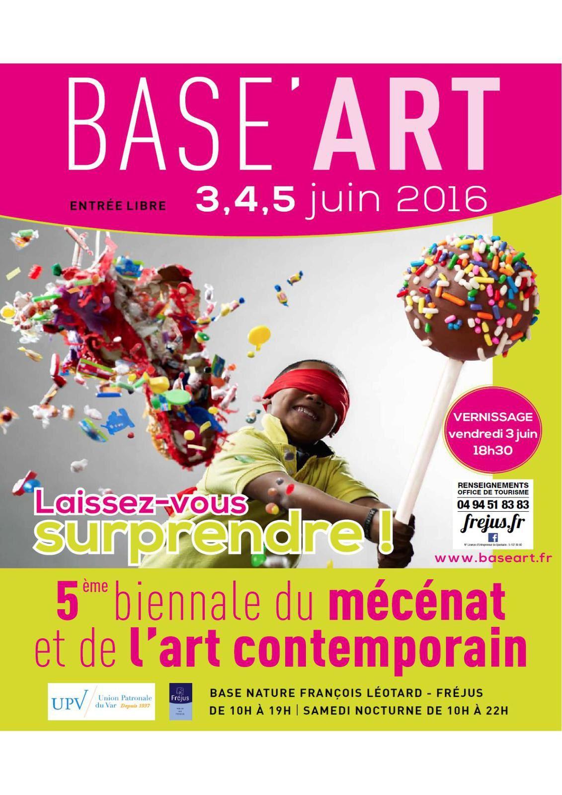 BASE'ART 2016