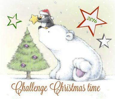 Deux challenges pour finir l'année!