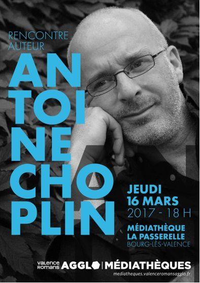 Rencontre avec Antoine Choplin
