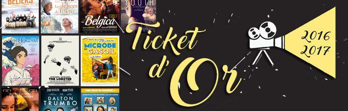 Les Délices de Tokyo: Ticket d'Or 2017!