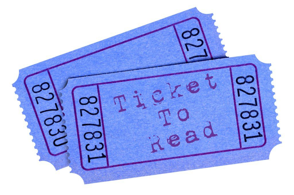 Ticket to read challenge