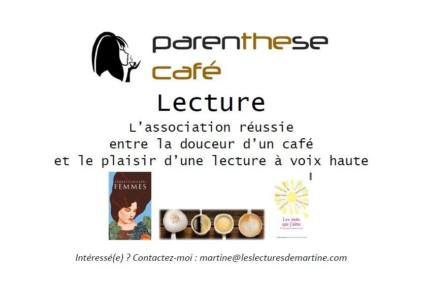 Pour accompagner nos lectures...