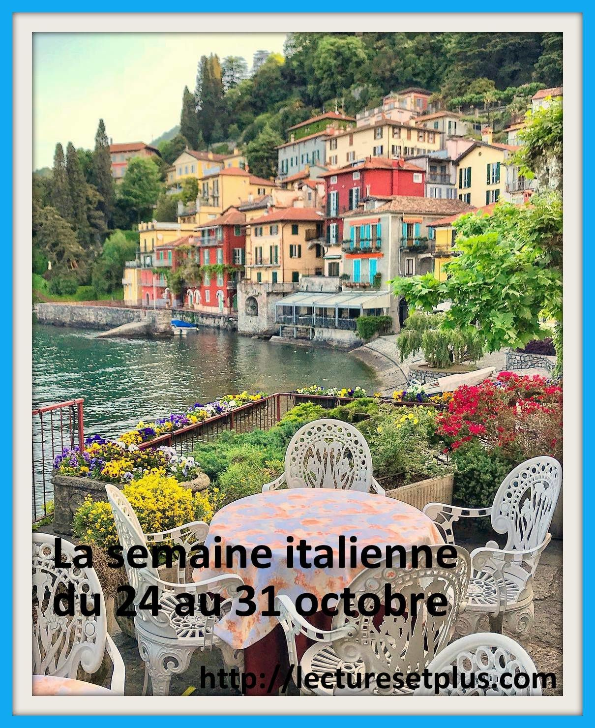 Semaine italienne : à table!
