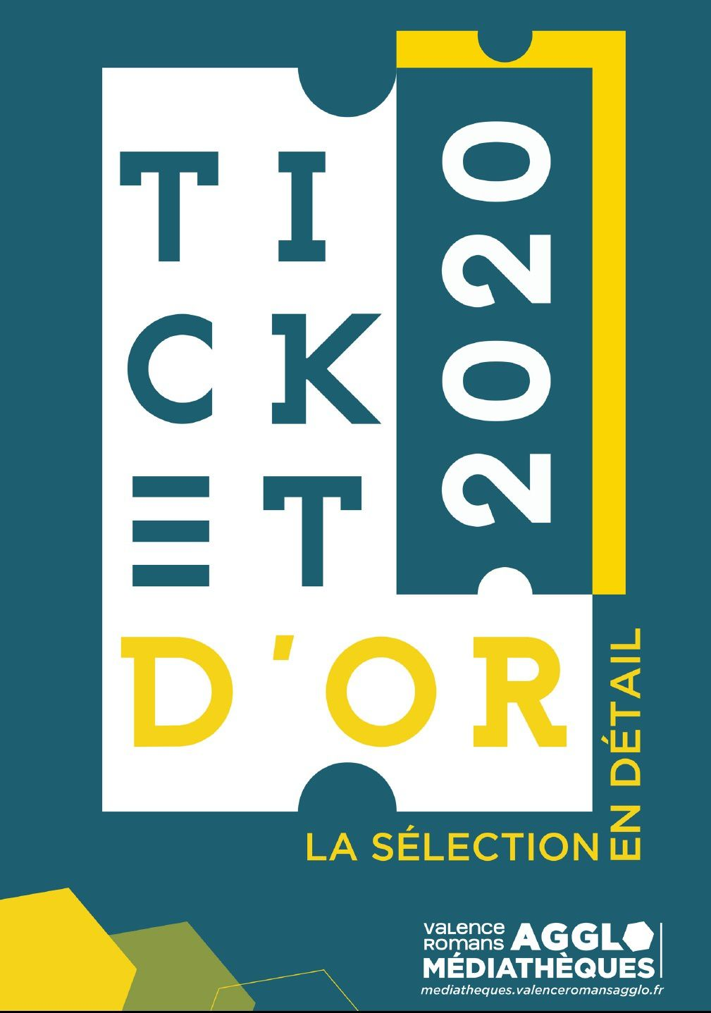Tickets d'or 2020