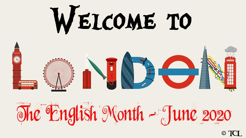 En juin, place au Mois anglais