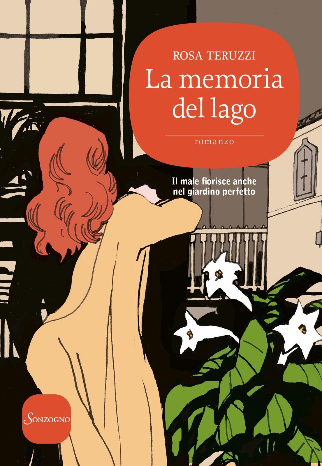 La memoria del lago, Rosa Teruzzi, Sonzogno edizioni