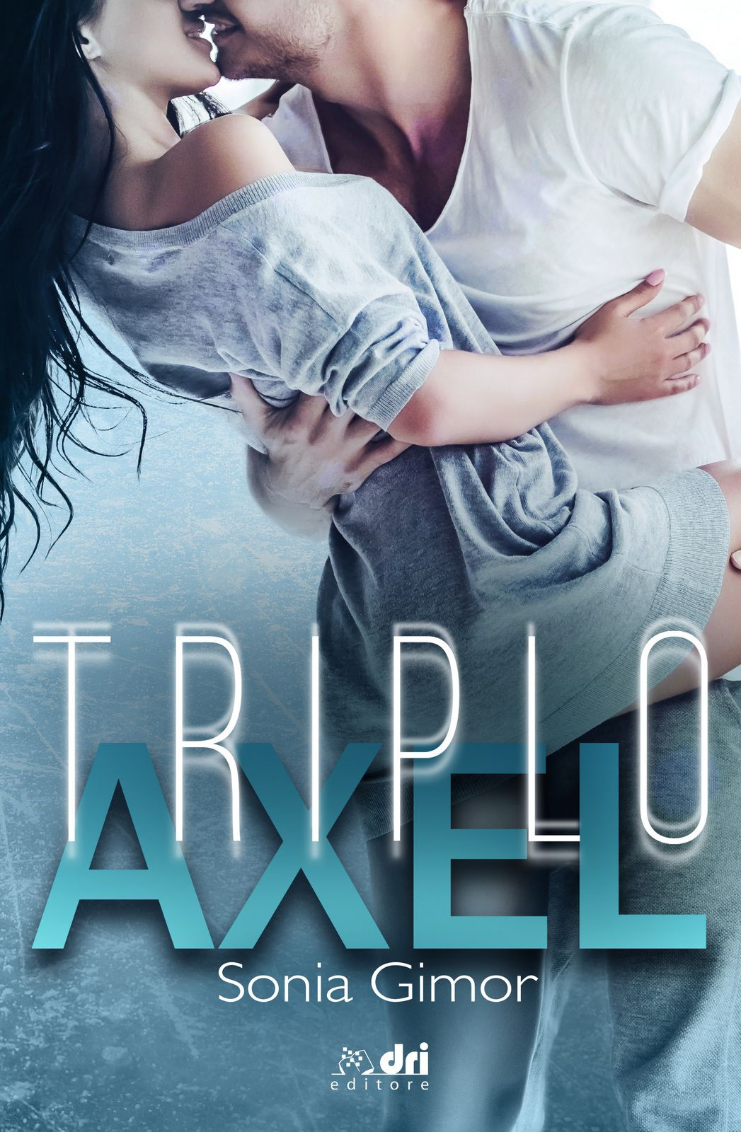 Cover Reveal : Triplo axel